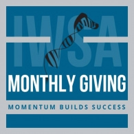 IWSA Monthly Giving - Momentum builds success